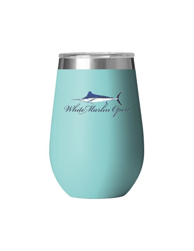 white marlin cup blue