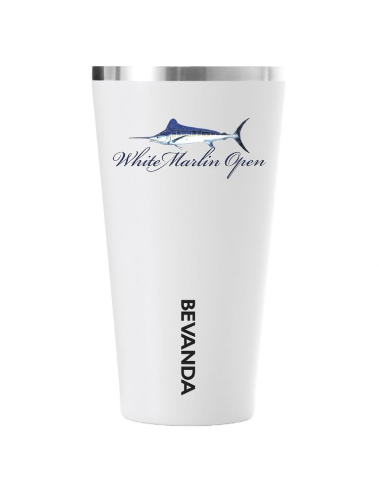 white marlin white cup