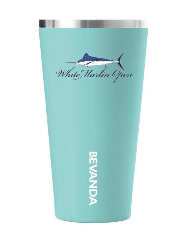 white marlin blue cup